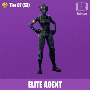 Skin Agente Elite Fornite Battle Royale