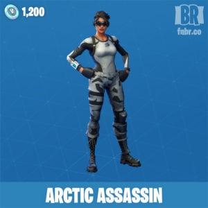 Asesina Artico (Rara)