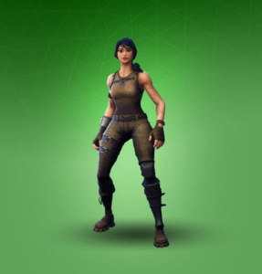 Skin Soldado de asalto (Assault Trooper)