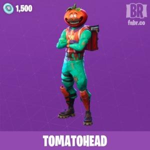 Cabeza Tomate (Epica)