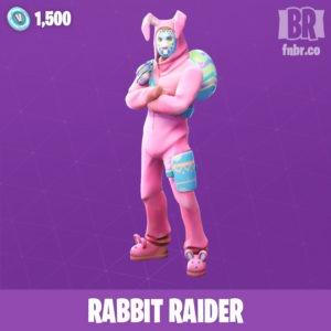 Conejo asaltante (Epica)