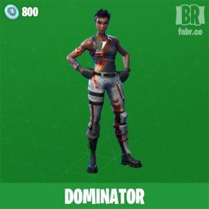 Dominador (Poco comun)