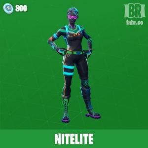 Elite Noche (Poco comun)