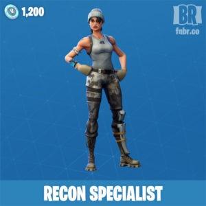 Especialista Recon (Rara)