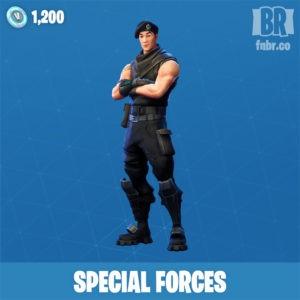 Fuerzas Especiales (Rara)