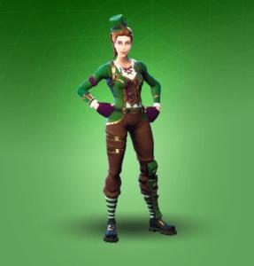 Skin Trebol Verde (Sgt. Green Clover)