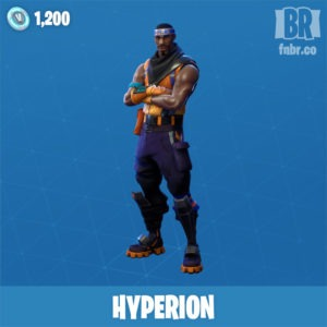 Hyperion (Rara)