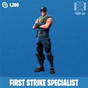Primer especialista ataque (Rara)