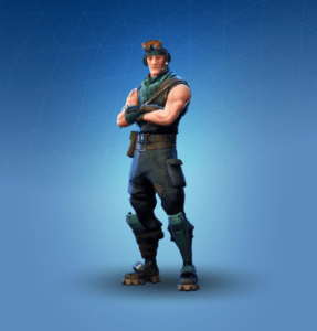 Skin Explorador de Reconocimiento (Recon Scout)