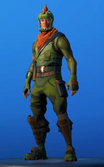Skin Rex