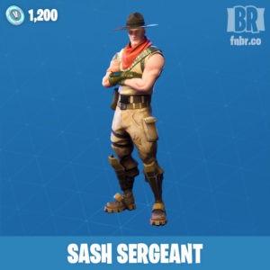 Sargento (Rara)