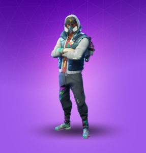 Skin Abstrakto fortnite