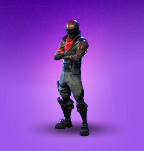 Skin Desgaste de Fortnite