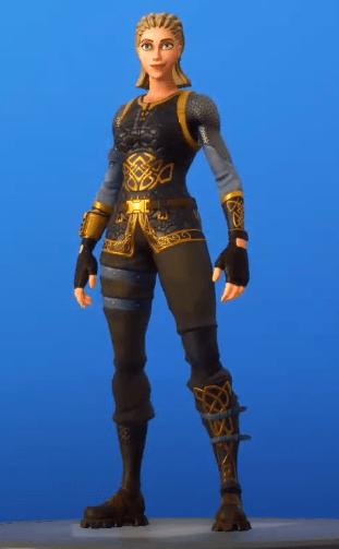 Skin Highland Warrior (1st style)
