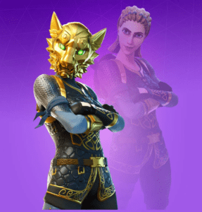 Skin Highland Warrior (Season 3))
