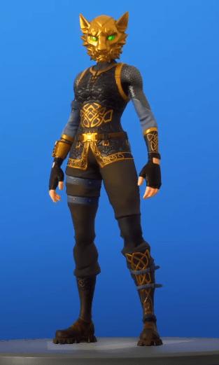 Skin Highland Warrior (2nd style)