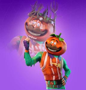 Skin Tomatohead (Season 3)