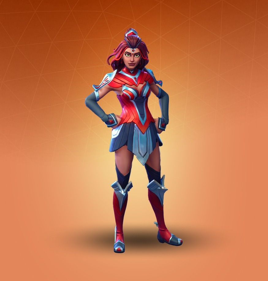 Skin Valor Fortnite Battle Royale