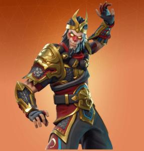 Skin Wukong