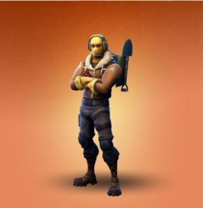 Skin ave rapaz fortnite battle royale