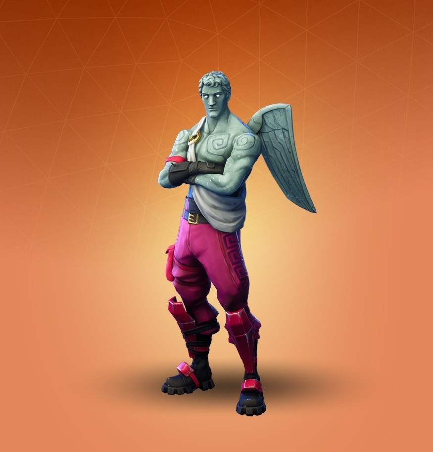 Skin comando del amor fortnite battle royale