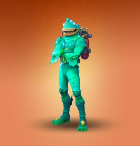 Skin triton humedo fortnite battle royale