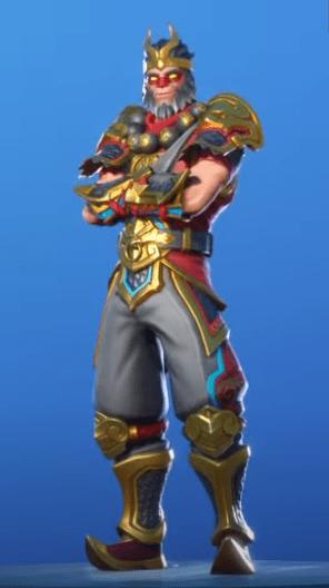 Skin Wukong (Frontal)