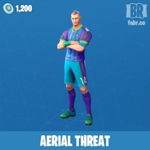 Amenaza Aerea (Rara)