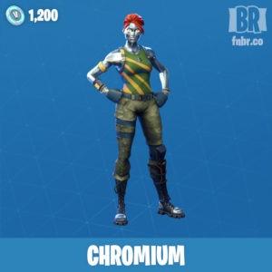 Cromo (Rara)