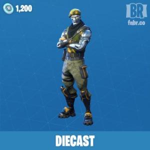 Diecast (Rara)