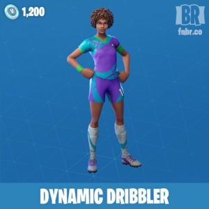 Dribbler dinamico (Rara)