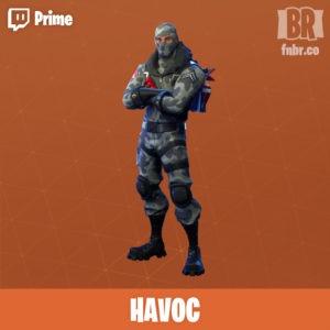 Skin Caos (Havoc)