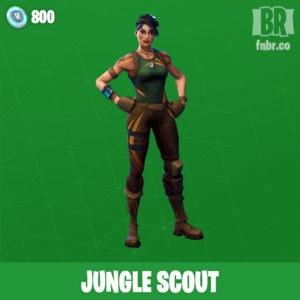 Explorador jungla (Poco comun)