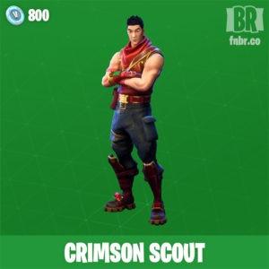 Explorador escarlata  (Crimson Scout)