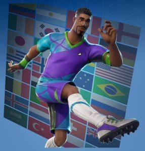 Skin Pichichi (Super Striker)