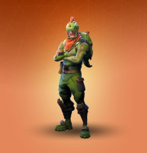 rex fortnite skin