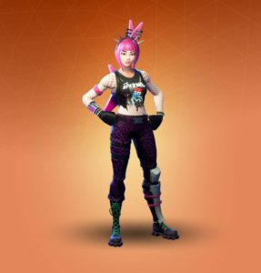 skin acorde potente fortnite