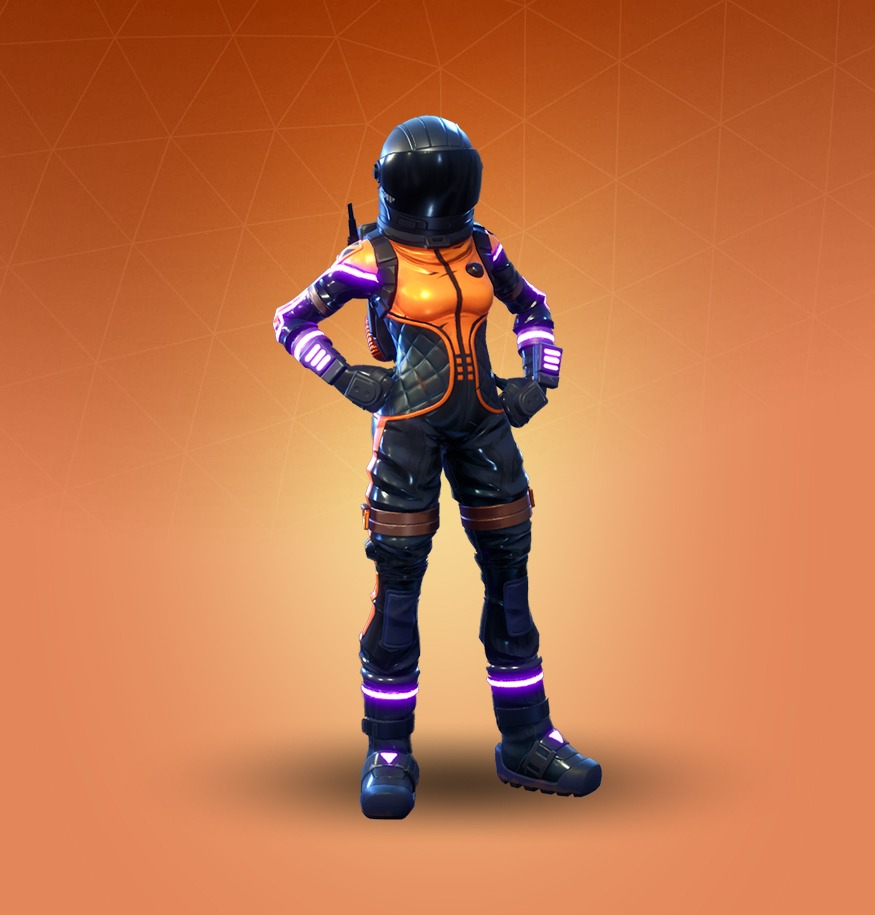 vanguardia oscura skin fortnite