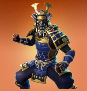 Skin de musha de fortnite battle royale