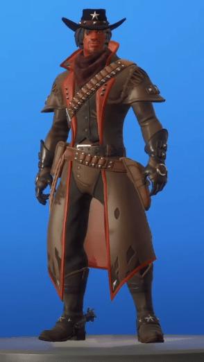 Skin Disparo Mortal