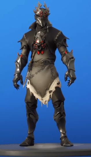 Skin Caballero Araña