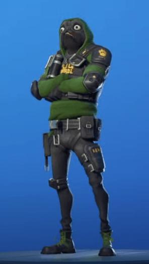 Skin Doggo (militar)