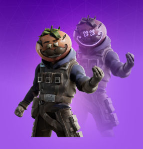 Skin Hothouse de fortnite
