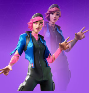 Skin Nitebeam de fortnite