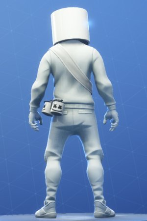 Marshmello (Back)