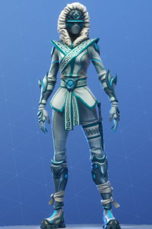 Skin Snowstrike (front)