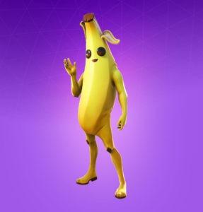 Skin Banano (Peely)