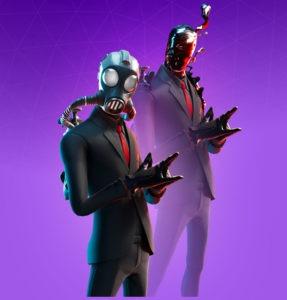 Skin Agente del caos (Chaos Agent)