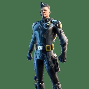 Skin Trench Raider (Front)