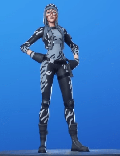 Outfit Ice Intercept (Fortnite Chapter 2)